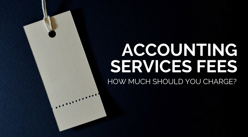 accounting services fees