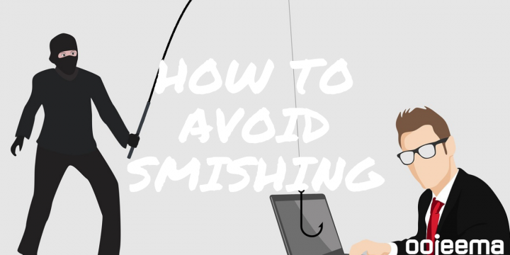 What is smishing and what can you do about it?