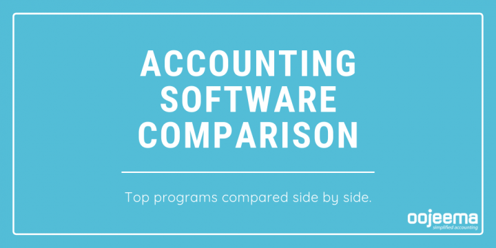 Comparison of the Top Small Business Accounting Software