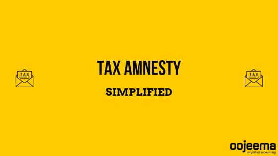 Tax Amnesty Act